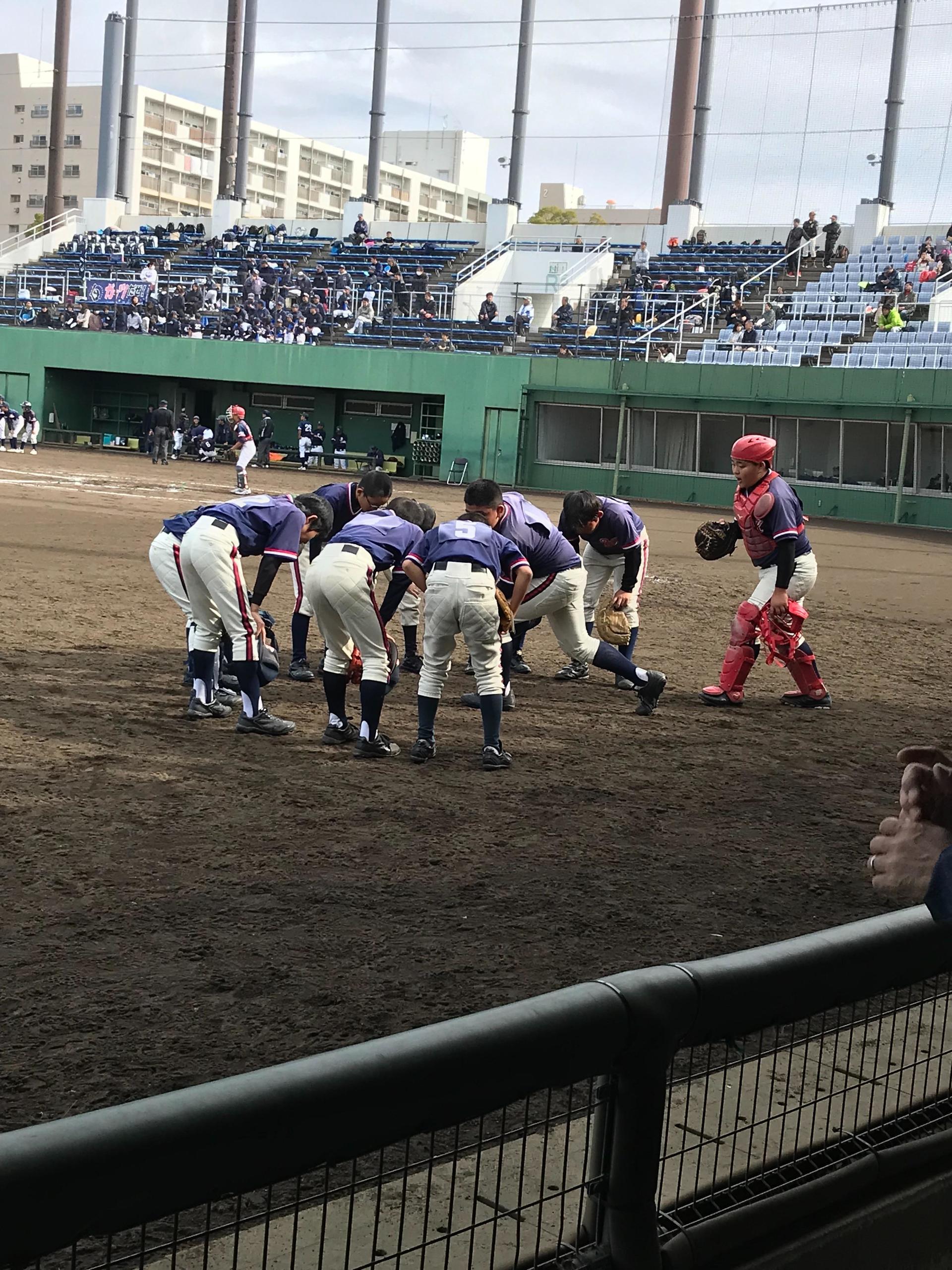 YBBL準決勝! | 洋光台球友イーグルス